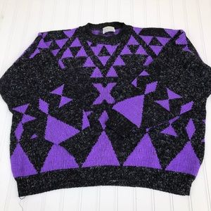GFC Ltd Vintage Sweater oversized Soft